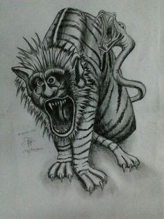 Monster legend of japan