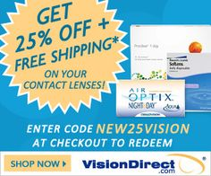 Vision Direct Contacts