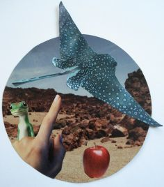 a faithful attempt: Surrealism Magazine Collage