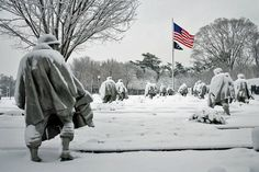 Korean War Memorial, Washington, D.C