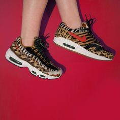 Nike Air Max 1 and Nike Air Max 95 X Atmos animal pack re-release c43721d136