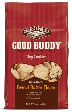 16 OZ, Peanut Butter Cookies -- You can get more details here (This is an amazon affiliate link. I may earn commission from it)