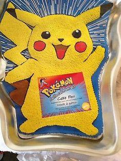 Pikachu Cake Pan Canada