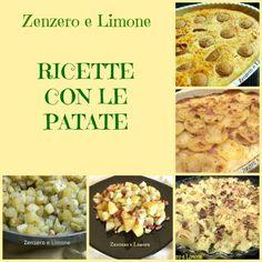 Ricette con le patate è la mia seconda raccolta in pdf. Un mix di ricette a base di questo straordinario ingrediente che piace davvero a tutti!!!