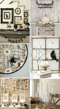 Classic and chic just what Halloween should be. #Halloween ideas for your #denver home.