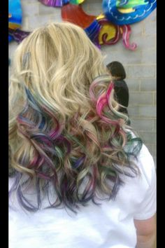 Seriously considering doing this to my hair!