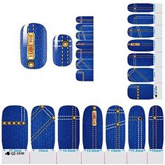 >> 1-Models Fantastic Widespread Scorching Nail Paintings Sticker Non-Poisono.... *** Learn more at the picture link