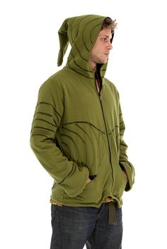 We shouldn't forget about some nice jackets to keep you nice and comfy now the weather is slowly turning for the worse. Like this brilliant mens jacket.  £40.00 (free delivery in the UK)