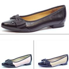 All leather fashion pumps for £59.99 our full collection is on www.facebook.com/CapriceFootwear (22215) #fashion #capriceshoes #summer #newcollection