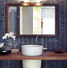 Check out the latest collection of Japanese tiles by INAX. We collected ceramic tiles that can be used in bathroom and kitchen backsplash, interior and exterior. Bathroom Red, Modern Bathroom, Bathroom Inspo, Cozy Bathroom, Mirror Bathroom, Bathroom Designs, Small Bathroom, Master Bathroom, Bathroom Ideas