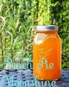 Weightloss, Recipes and DIY with Kari: Peach Pie Moonshine