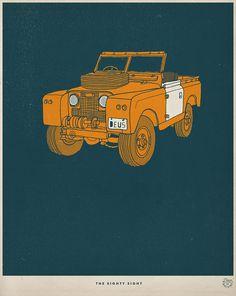 land rover serie A