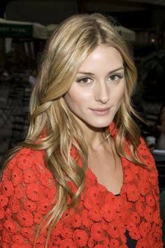 olivia palermo blonde hair color - Google Search