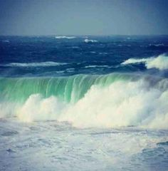 Wave - October Strom 2013. #UKStorm #OctoberStorm #CornwallStorm #Newquay #Cornwall #LoveNewquay