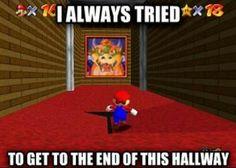 ~Super Mario 64~ ~Mario~