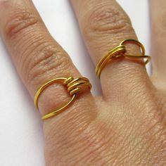 Wire ring DIY