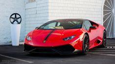 The Vorsteiner Lamborghini Huracan on Flickr.
