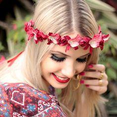 Coroinha de Flores Ariel - G.Offer