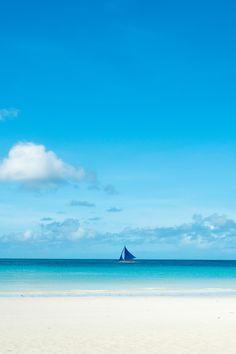 White Beach, Boracay,
