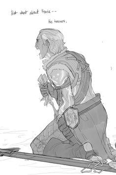 Dragon Age: Солянка 18+