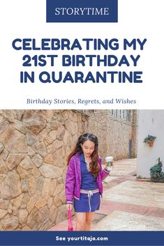 As I turn 21, I am sharing how I celebrated my birthday with my loved ones at home amidst the pandemic. Turning 21, 21st Birthday, Story Time, Regrets, First Love, Celebrities, Celebs, First Crush, Puppy Love