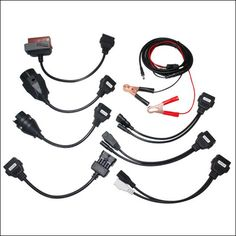 New arrival full set 8 TCS CDP car cables tcs car cables with high performance #Affiliate