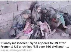 No photo description available. Innocence Lost, Islamic Girl, Evil People, Social Awareness, Take Action, Syria, French, History, Ukraine
