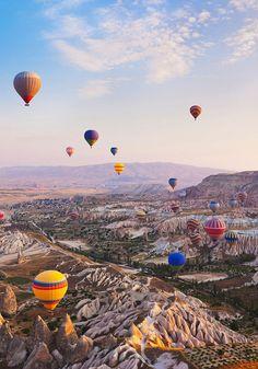 Lugares para viajar: Cappadocia | Estou apaixonada por esses 15 lugares incríveis para viajar!