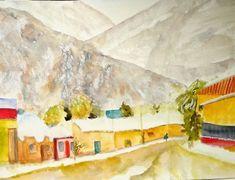 Painting, Art, Watercolors, Paintings, Cards, Art Background, Painting Art, Kunst, Gcse Art