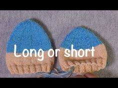 Short or Long Round Sock Toe // Technique Tuesday