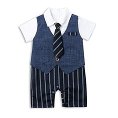 8a742f074cad Amazon.com  Baby Boy Suit Set