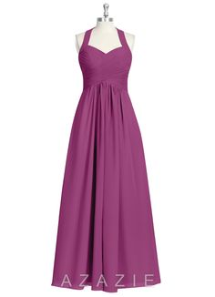 Shop Azazie Bridesmaid Dress - Savannah in Chiffon. Find the perfect made-to-order bridesmaid dresses for your bridal party in your favorite color, style and fabric at Azazie.