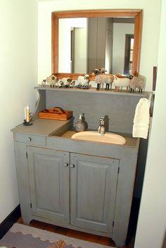 130 best country bathrooms images bathroom home decor bathroom rh pinterest com