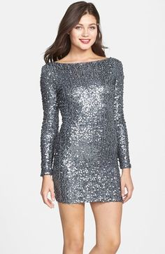 Dress the Population 'Lola' Sequin Body-Con Minidress Coco Chanel Dresses, Club Dresses, Formal Dresses, Dress The Population, Glitz And Glam, Female Images, Nordstrom Dresses, Evening Gowns, Party Dress