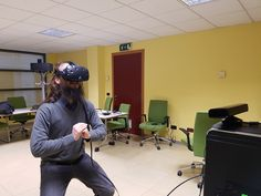 How to use Kinect with HTC Vive