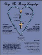 53 best mary rosary hail mary images in 2015 catholic. Black Bedroom Furniture Sets. Home Design Ideas