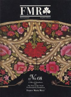 8 best fmr back issues images on pinterest magazine art coupon fmr magazine no 68 art magazine june 1994 franco by uncommoneye 20 off with fandeluxe Choice Image