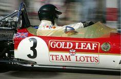 Jochen Rindt, Lotus 49C - Monaco, 1970.