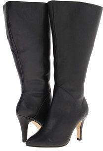Another great find on #zulily! Black Paris Extra Wide-Calf Boot ...