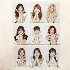 Twice 2nd Mini Album PAGE Two Official Flower Version Photocard Full Set