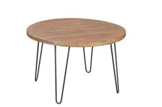 The Organic Round Dining Table from LH Imports is a unique home decor item. LH Imports Site carries a variety of Organic items.