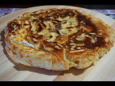 τυρόπιτα που ψήνεται σε 10' αστραπή λέμε και την τρώμε cheese pie fast and easy CuzinaGias - YouTube