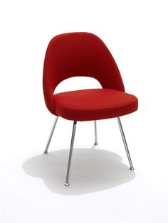 Design chair by Eero Saarinen - SAARINEN CONFERENCE CHAIR - Knoll international