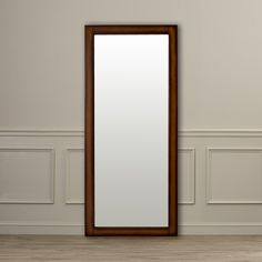 Found it at Wayfair - Russell Leaning Floor Mirror