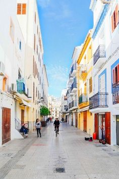 12 Ways To Have The Ultimate Trip To Ibiza, Spain - Hand Luggage Only - Travel… Places In Spain, Oh The Places You'll Go, Places To Travel, Places To Visit, Ibiza Travel, Spain Travel, Ibiza Trip, Croatia Travel, Mexico Travel