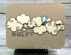 i LOVE this card!!! Paper Smooches