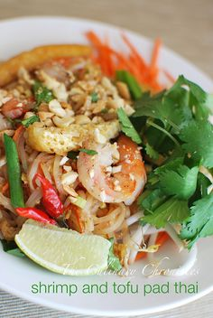 New pad thai recipe to try