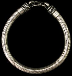 Antique Indian Silver Jewellery - Necklace