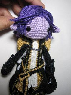 crochet doll | Tumblr