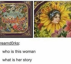 MONA LISA PERHAPS ??? ARE WE TRYING TO FIND THE BALLAD OF HER LIFE ???